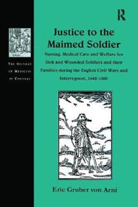 Justice to the Maimed Soldier