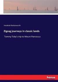 Zigzag journeys in classic lands