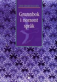 Grunnbok i norrønt språk