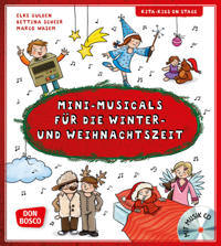 Mini-Musicals für die Winter- und Weihnachtszeit