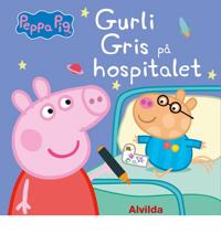 Gurli Gris på hospitalet (Sæt á 3 stk)