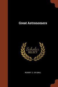 Great Astronomers