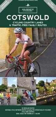 Cotswold Cycling Country LanesTraffic-Free Family Routes