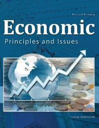 ECONOMIC PRINCIPLES AND ISSUES
