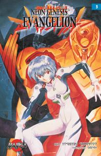 Neon Genesis Evangelion 03 : Ett vitt ärr