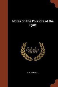 Notes on the Folklore of the Fjort