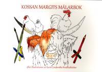 Kossan Margits målarbok