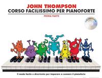 John Thompson's Corso Facilissimo Per Pianoforte