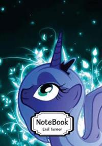 Notebook: Dreamy Luna: Pocket Notebook Journal Diary, 120 Pages, 7 X 10 (Notebook Lined, Blank No Lined)