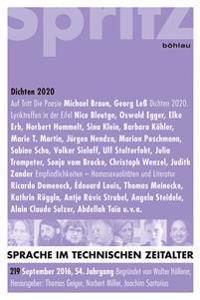 Dichten 2020