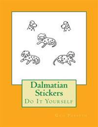 Dalmatian Stickers: Do It Yourself