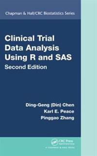 Clinical Trial Data Analysis Using R and SAS, Second Edition