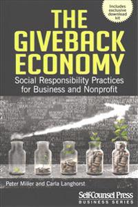 The Giveback Economy: Social Responsiblity Practices for Business and Nonprofit