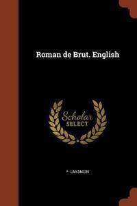 Roman de Brut. English