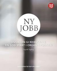 Ny jobb - Ingvild Sagberg | Ridgeroadrun.org
