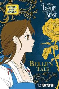 Disney Manga: Beauty and the Beast: Special 2-In-1 Bind-Up