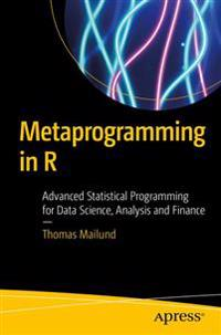 Metaprogramming in R