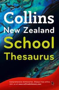 Collins New Zealand School Thesaurus