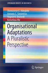 Organisational Adaptations