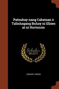 Patnubay Nang Cabataan O Talinhagang Buhay Ni Eliseo at Ni Hortensio
