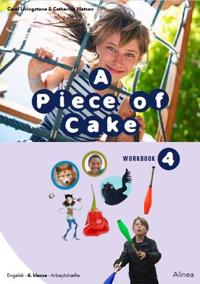 A Piece of Cake 4, Workbook