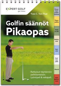 Golfin säännöt Pikaopas