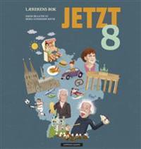 Jetzt 8 - Simen Braaten, Mona Gundersen-Røvik pdf epub