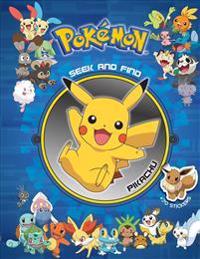Pokémon Seek and Find - Pikachu - Viz Media - böcker (9781421598130)     Bokhandel