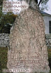Nordiskt runnamnslexikon