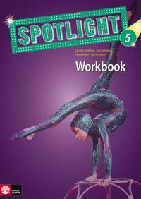 Spotlight 5 Workbook