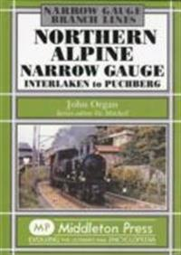 Northern alpine narrow gauge - interlaken to pubhberg