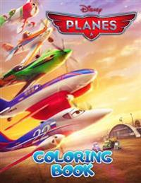 Disney/Pixar Planes Coloring Book: Great Activity Book for Your Children