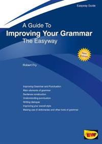 Improving your grammar - the easyway