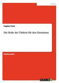 Die Rolle Der Turkein Fur Den Zionismus