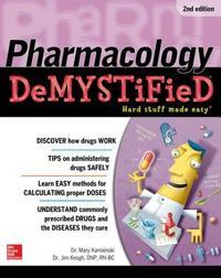 Pharmacology Demystified. 2e