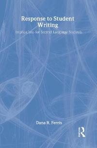 Response to Student Writing