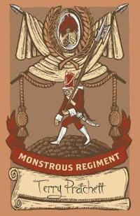 Monstrous regiment - (discworld novel 31)