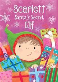 Scarlett - Santa's Secret Elf