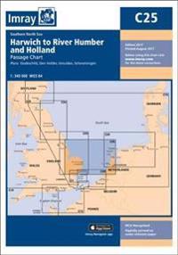 C25 HARWICH TO HUMBERHOLLAND