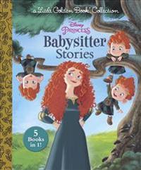 Disney Princess Babysitter Stories (Disney Princess)
