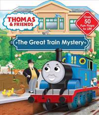 Thomas & Friends: The Great Train Mystery