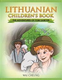 Lithuanian Children's Book: The Adventures of Tom Sawyer