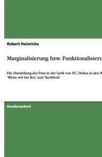 Marginalisierung Bzw. Funktionalisierung
