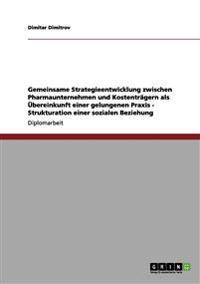 Gemeinsame Strategieentwicklung Zwischen Pharmaunternehmen Und Kostentragern ALS Ubereinkunft Einer Gelungenen Praxis - Strukturation Einer Sozialen B