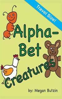 Alphabet Creatures Travel Size