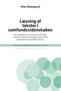 Læsning af tekster i samfundsvidenskaben