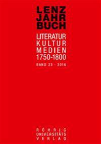 Lenz-Jahrbuch 23 (2016)