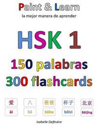 Hsk 1 150 Palabras 300 Flashcards: Paint & Learn