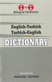 English-TurkishTurkish-English One-to-One Dictionary (Exam-Suitable)