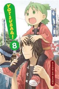 Yotsuba&! 8